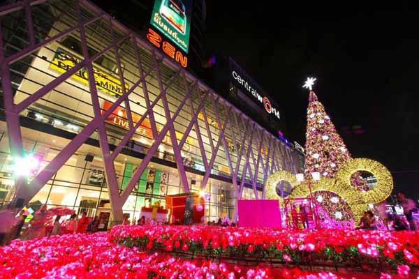 Central World中央世界百貨 christmas town  Disney.jpg
