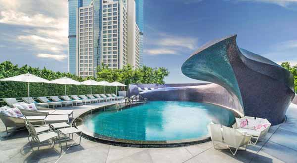 W Bangkok Hotel (W曼谷酒店)POOL