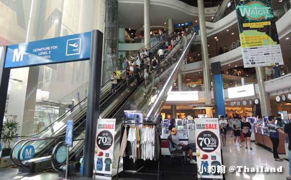 泰國曼谷Terminal 21 Shopping Mall 航站百貨公司