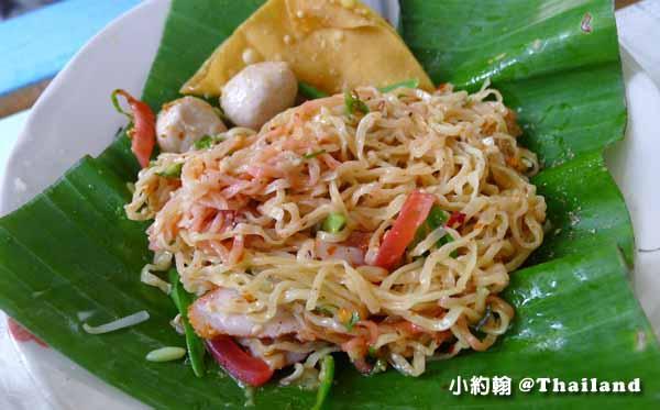 清邁美食推薦D-Ook清新泰式小吃店,米粉湯雞肉飯Wat Ram Poeng 5.jpg