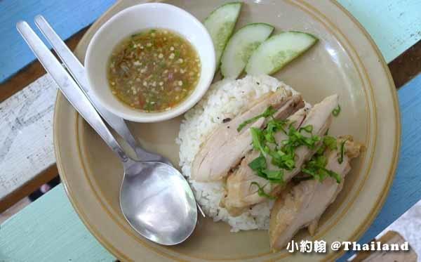 清邁美食推薦D-Ook清新泰式小吃店,米粉湯雞肉飯Wat Ram Poeng 6.jpg
