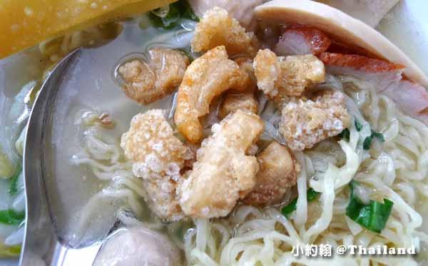 清邁美食推薦D-Ook清新泰式小吃店,米粉湯雞肉飯Wat Ram Poeng 9.jpg