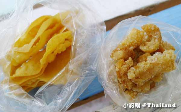 清邁美食推薦D-Ook清新泰式小吃店,米粉湯雞肉飯Wat Ram Poeng 10.jpg