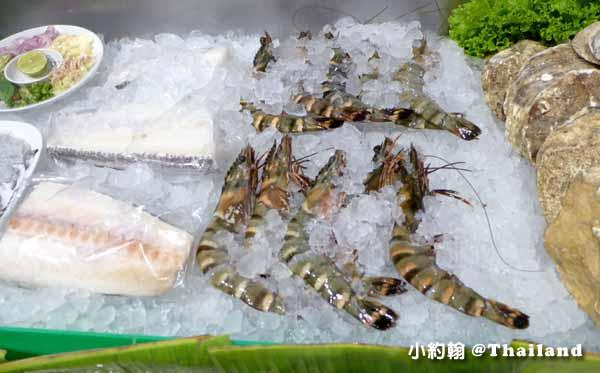 Eathai Food Court Supermarket曼谷百貨最泰美食街餐廳 現煮海鮮