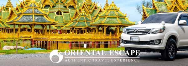 Phuket Taxi 普吉島包車,司機接駁價格Oriental Escape
