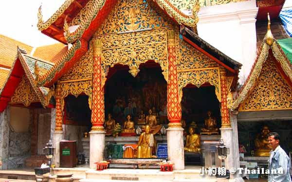 清邁必拜訪景點Doi Suthep素帖寺照片1.jpg