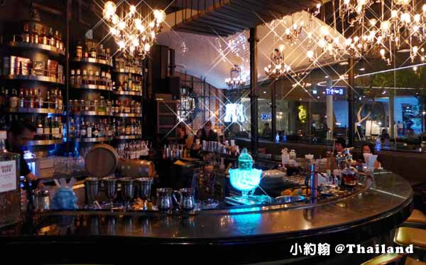 1881 By Water Library Bangkok bar restaurant@Groove Central World.jpg