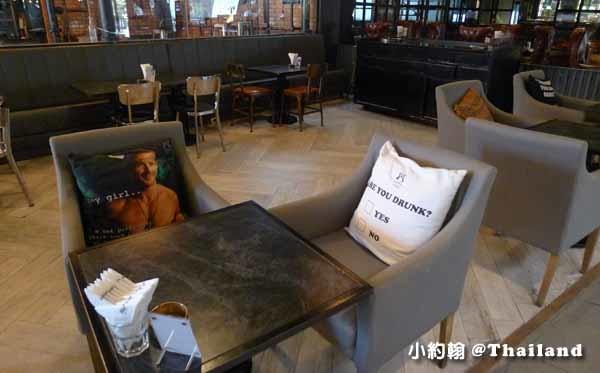 1881 By Water Library Bangkok bar restaurant@Groove Central World5.jpg