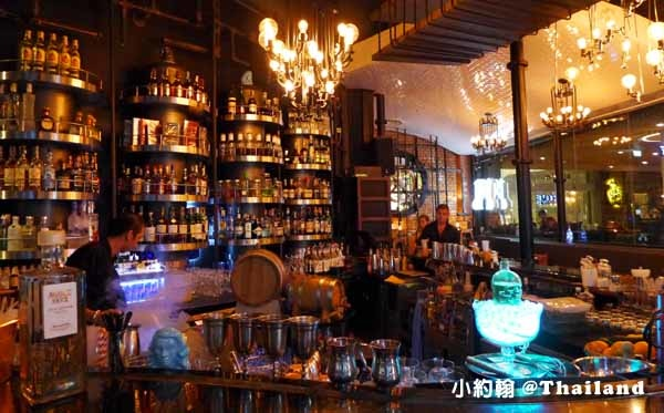 1881 By Water Library Bangkok bar restaurant@Groove Central World3.jpg