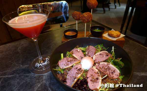 1881 By Water Library Bangkok bar restaurant@Groove Central World4.jpg