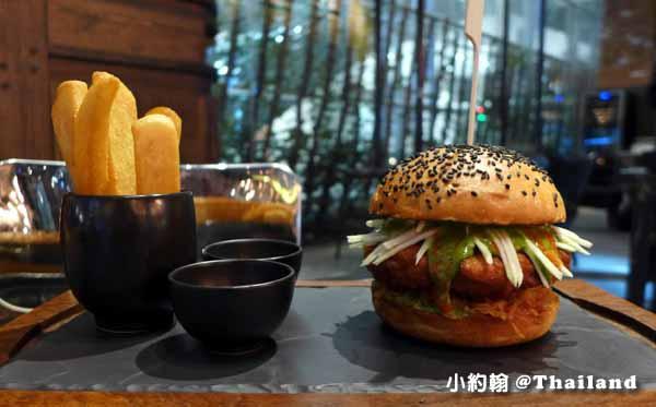 Thai Style Chicken Burger Larb Kai-1881 By Water Library Bangkok.jpg