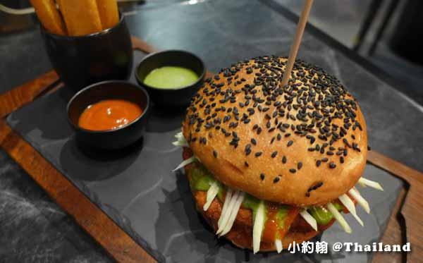 Thai Style Chicken Burger Larb Kai-1881 By Water Library Bangkok 2.jpg