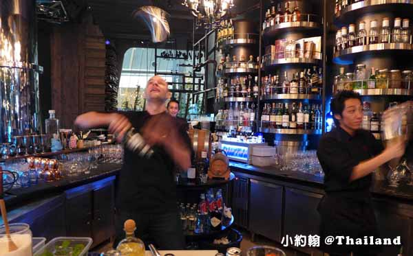 1881 By Water Library Bangkok bar restaurant@Groove Central World fun.jpg