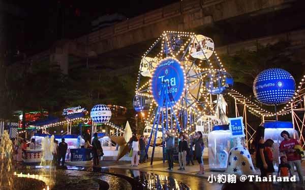 曼谷Central World中央世界百貨城-聖誕節Christmas tree2.jpg