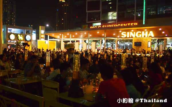 曼谷Central World中央世界百貨城-聖誕節Christmas tree5.jpg