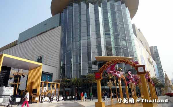 Siam Paragon暹羅百麗宮百貨Siam Center-聖誕節Christmas tree.jpg