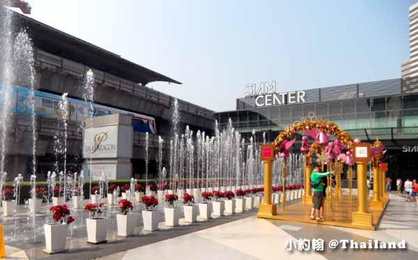 Siam Paragon暹羅百麗宮百貨Siam Center-聖誕節Christmas tree2.jpg