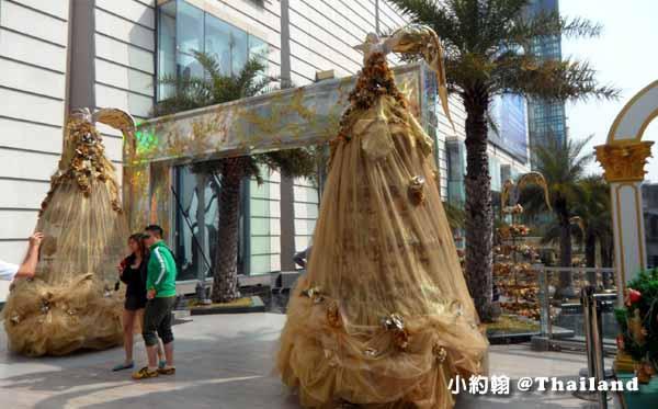 Siam Paragon暹羅百麗宮百貨Siam Center-聖誕節Christmas tree1.jpg