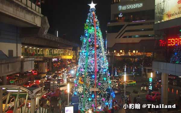 Terminal 21曼谷航站百貨-聖誕節Christmas tree.jpg