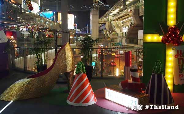 Terminal 21曼谷航站百貨-聖誕節Christmas tree2.jpg