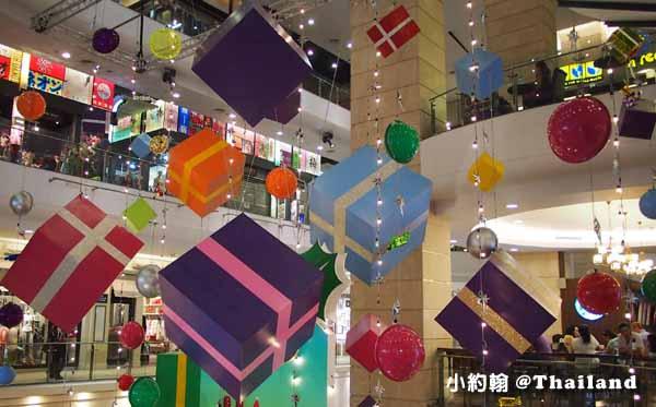 Terminal 21曼谷航站百貨-聖誕節Christmas tree3.jpg