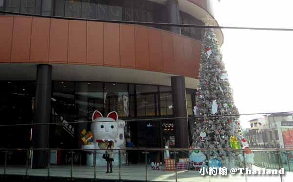 Gateway Ekamai百貨-聖誕節Christmas tree.jpg