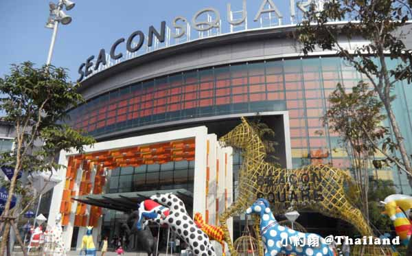Seacon Square西康購物廣場-聖誕節Christmas tree1.jpg