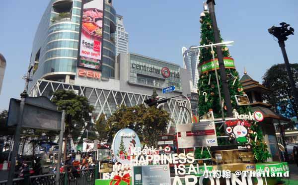 GAYSORN蓋頌精品百貨-聖誕節Christmas tree.jpg