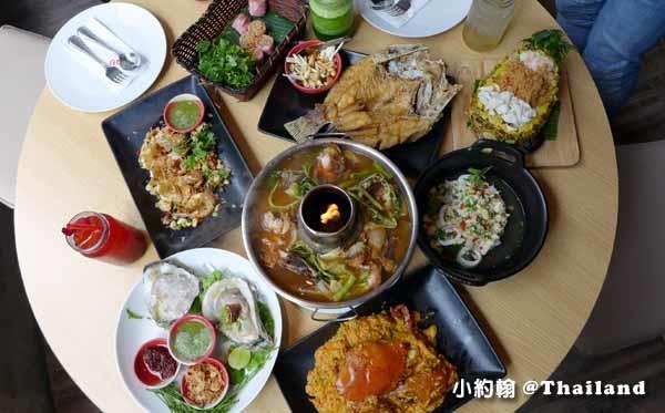 Savoey Thai Restaurant泰國老字號平價海鮮,曼谷泰式料理餐廳.jpg