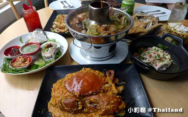 Savoey Thai Restaurant泰國老字號平價海鮮,曼谷泰式料理餐廳咖哩螃蟹.jpg