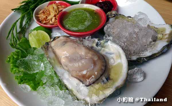 Savoey Thai Restaurant泰國老字號平價海鮮,曼谷泰式料理餐廳大生蠔.jpg