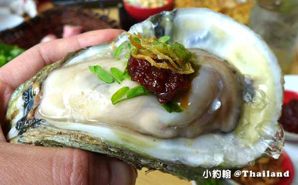 Savoey Thai Restaurant泰國老字號平價海鮮,曼谷泰式料理餐廳 大生蠔.jpg