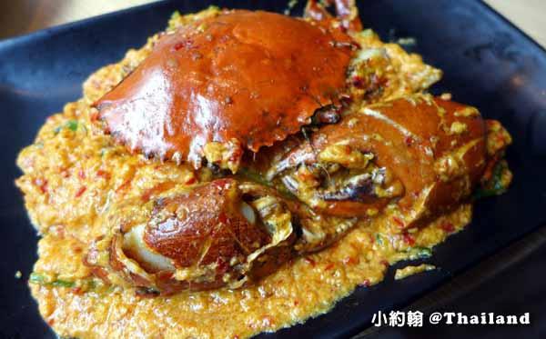 Savoey Thai Restaurant泰國老字號平價海鮮,曼谷泰式料理餐廳咖哩螃蟹2.jpg