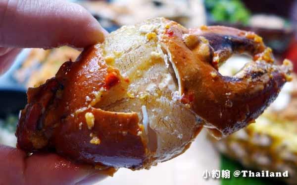 Savoey Thai Restaurant泰國老字號平價海鮮,曼谷泰式料理餐廳咖哩螃蟹3.jpg