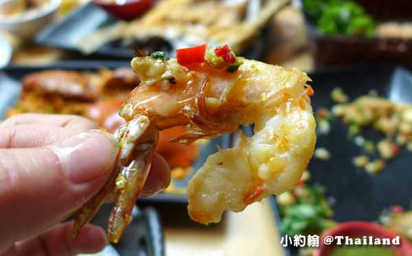 Savoey Thai Restaurant泰國老字號平價海鮮,曼谷泰式料理餐廳 炸蝦2.jpg