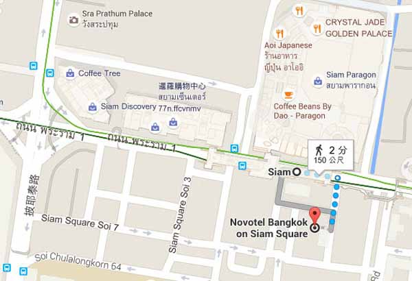Novotel Bangkok on Siam Square曼谷諾福特暹羅廣場飯店map.jpg