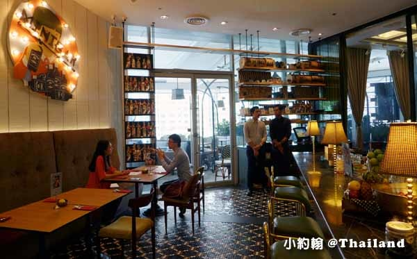 泰國曼谷Minibar Cafe特色咖啡廳酒吧Central Embassy百貨4.jpg