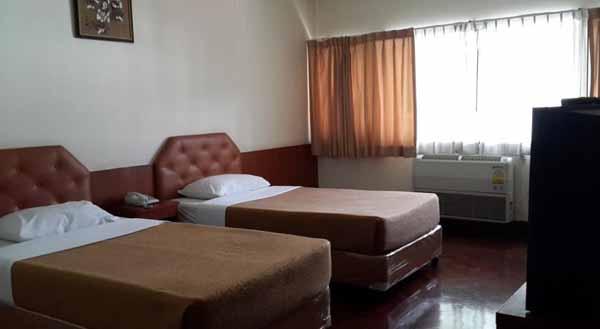 Florida Hotel Bangkok Hotel曼谷富都飯店@BTS Phaya Thai站room2.jpg