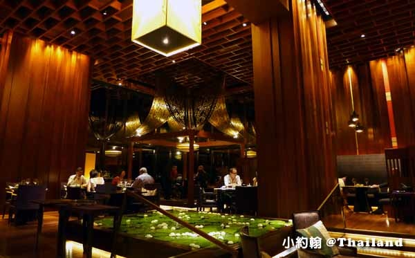 Sra Bua by Kiin Kiin泰式創意料理餐廳 Siam Kempinski Hotel