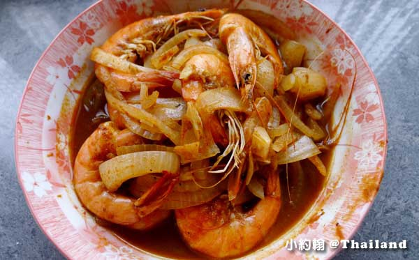 懶人料理-泰國紅咖哩醬炒白蝦 海鮮料理粉做胡椒蝦4.jpg