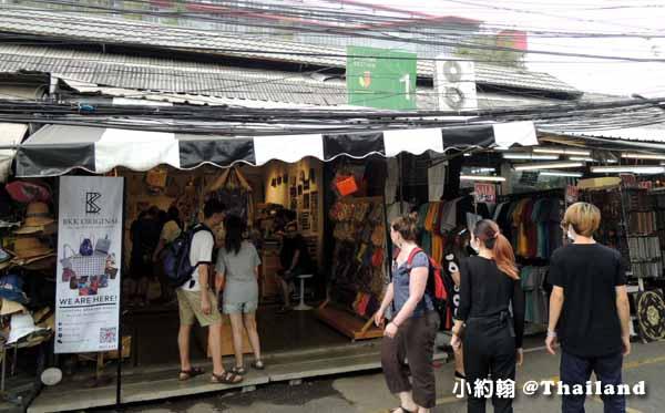 泰國必買曼谷BKK包 BKK Original恰圖恰市集店Chatuchak.jpg