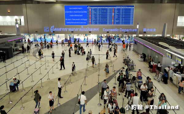 Don Mueang International Airport (DMK) Terminal2開幕2.jpg