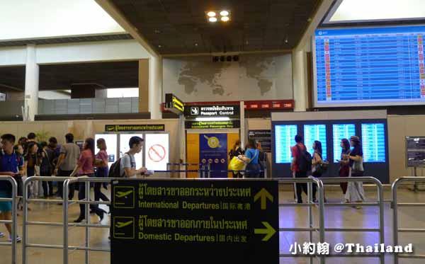 曼谷廊曼機場出境準備飛回灣的流程免稅店2.jpg