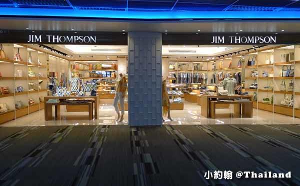 曼谷廊曼機場出境準備飛回灣-Jim Thompson泰絲店.jpg