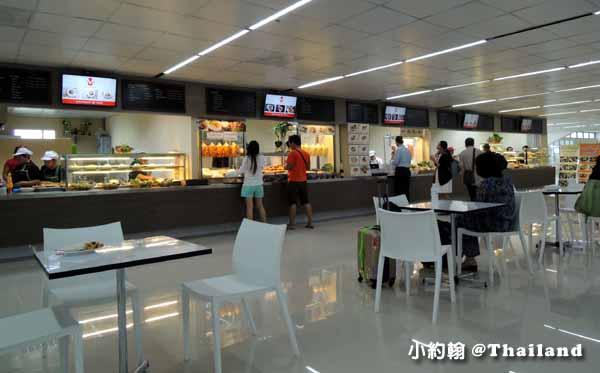 曼谷廊曼機場Magic Food Point平價美食街@第2航廈4F1.jpg