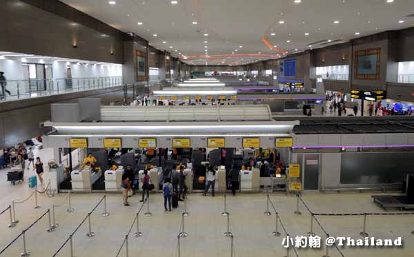 Don Muang Airport廊曼機場第二航廈Terminal2(T2)1.jpg