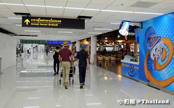 Don Muang Airport廊曼機場第二航廈Terminal2(T2)3.jpg