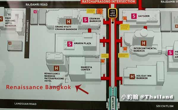 Renaissance Bangkok Ratchaprasong Hotel曼谷萬麗飯店@Chit Lom.jpg
