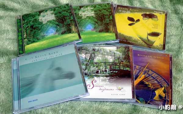 發燒片]凱文柯恩Kevin Kern綠鋼琴In the Enchanted Garden4.jpg