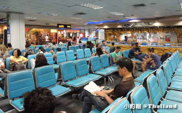 泰國獅子航空Thai Lion air(獅航)普吉島飛回曼谷流程4.jpg